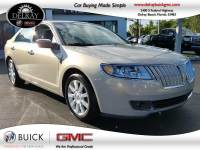 Pre-Owned 2010 LINCOLN MKZ Front Wheel Drive 4 Door Sedan