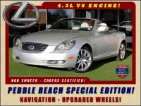 2009 Lexus SC 430 RWD - PEBBLE BEACH SPECIAL EDITION!