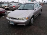 1998 Toyota Corolla VE 4dr Sedan