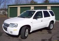 2007 Mercury Mariner AWD Luxury 4dr SUV