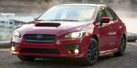 Used 2016 Subaru WRX 4dr Sdn Man Premium