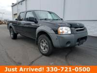2003 Nissan Frontier 4dr Crew Cab XE-V6 4WD LB