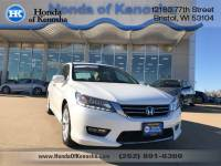 Certified Pre-Owned 2014 Honda Accord Touring FWD Sedan