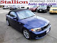 2012 BMW 1 Series 128i 2dr Convertible SULEV