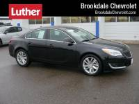 Certified 2014 Buick Regal 4dr Sdn Turbo FWD