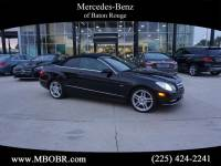 Pre-Owned 2012 Mercedes-Benz E 350 Rear Wheel Drive CABRIOLET