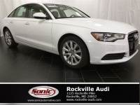 Certified Used 2014 Audi A6 2.0T Premium Sedan in Rockville, MD
