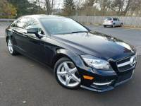Pre-Owned 2014 Mercedes-Benz CLS 550 Sport AWD 4MATIC®