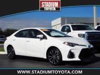 Certified Pre-Owned 2017 Toyota Corolla SE CVT FWD