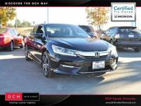 Certified Pre-Owned 2016 Honda Accord Sedan 4dr I4 CVT Sport in Temecula