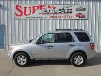 2010 Ford Escape Hybrid Hybrid 4dr SUV