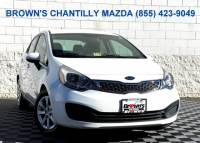 2012 Kia Rio EX Sedan in Chantilly