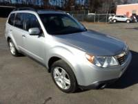 2009 Subaru Forester X Limited Sport Utility