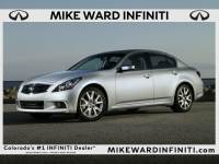 Pre-Owned 2013 INFINITI G37 X AWD