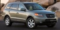 Pre-Owned 2009 Hyundai Santa Fe AWD LIMITED Leather, Heated Seats, Sunroof, A/C,