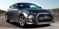 Pre-Owned 2013 Hyundai Veloster TURBO Navigation (GPS), Leather, Heated Seats, Panoramic Roof, Back-up Cam, Bluetooth, A/C,