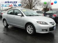 Pre-Owned 2008 Mazda3 s Sport *Ltd Avail* Front Wheel Drive 4dr Car