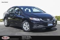 2015 Honda Civic LX 4dr CVT in Carson