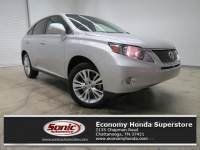 2011 LEXUS RX 450h FWD 4dr Hybrid in Chattanooga