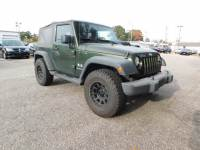 2008 Jeep Wrangler X 4x4 X SUV in Norfolk