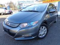 2011 Honda Insight 4dr Hatchback
