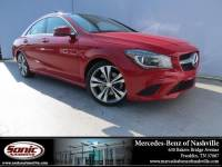Used 2014 Mercedes-Benz CLA-Class CLA 250 Coupe