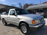 2001 Ford Ranger XLT 2dr Regular Cab 2WD Flareside SB
