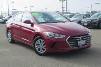 Used 2017 Hyundai Elantra Sedan For Sale Stockton, California
