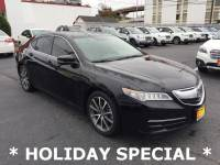 2015 Acura TLX TLX 3.5 V-6 9-AT P-AWS with Technology Package