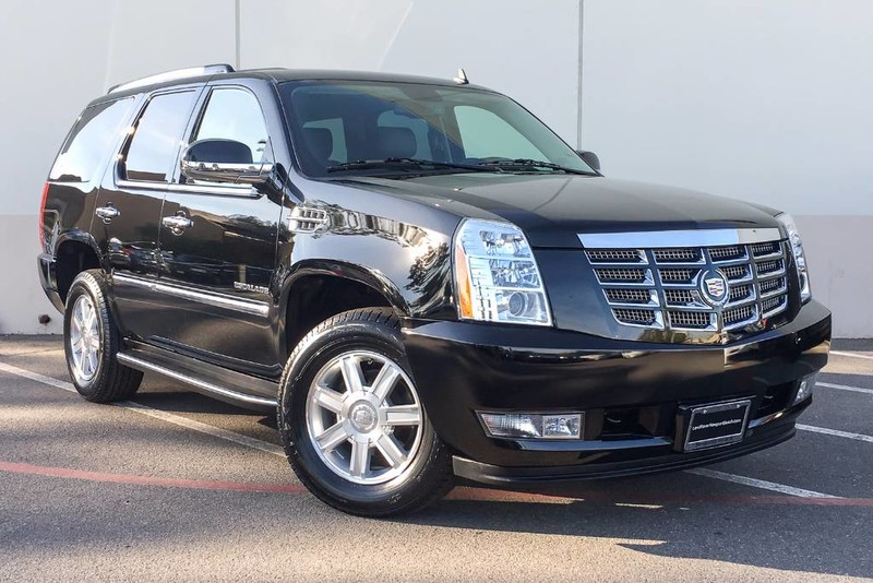 Pre-Owned 2014 Cadillac Escalade Base All Wheel Drive SUV