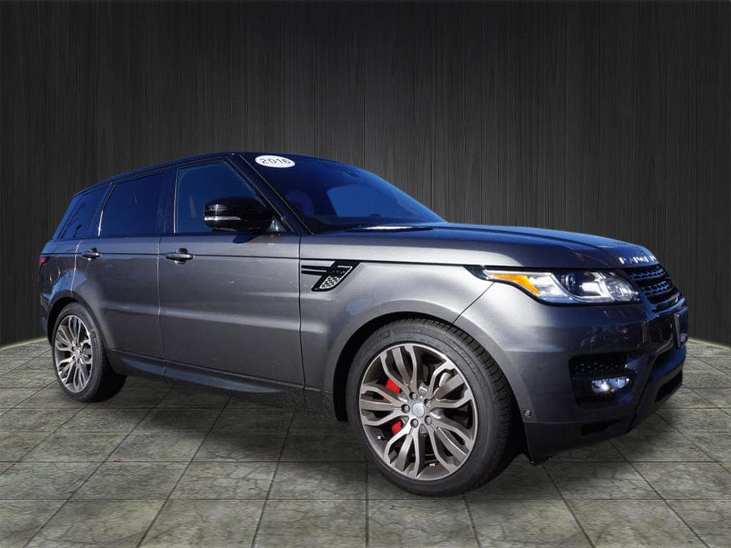 2016 Land Rover Range Rover Sport Supercharged AWD Supercharged SUV in Parsippany