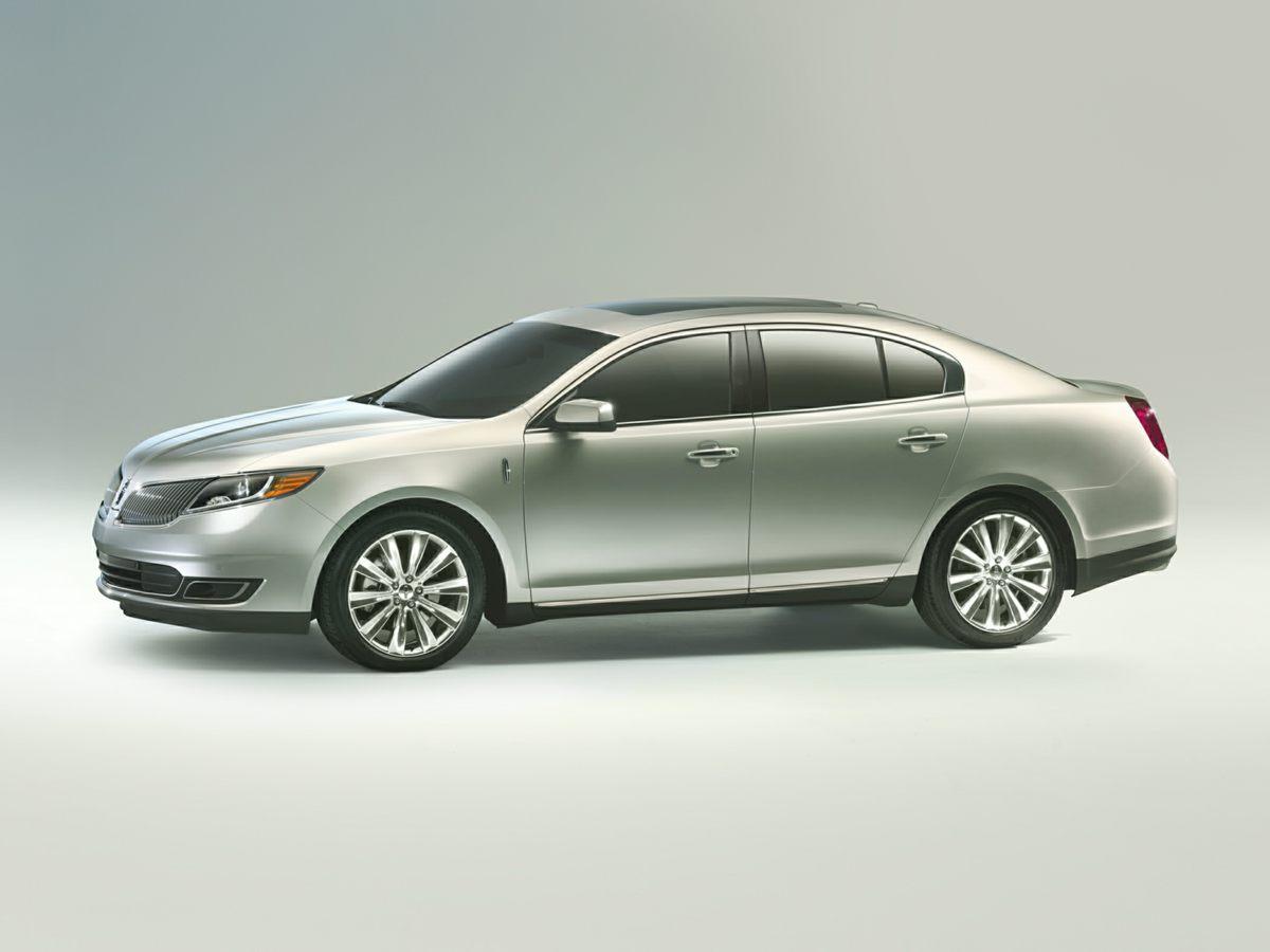 2013 Lincoln MKS AWD Sedan