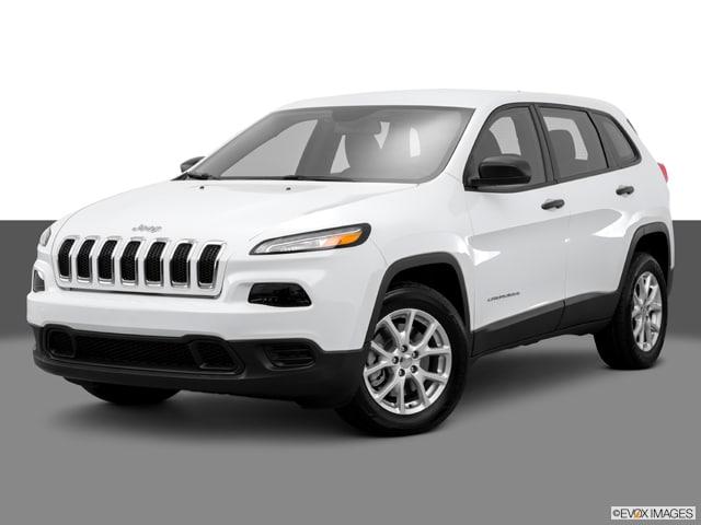 2015 Jeep Cherokee Sport SUV - Used Car Dealer Near Knoxville, Johnson City, Kingsport & Bristol TN