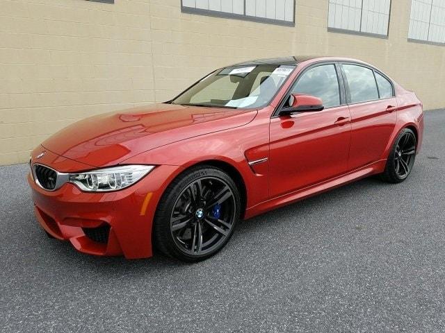 Used 2015 BMW M3 Base Sedan in Akron OH