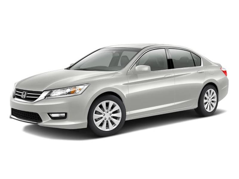 2015 Honda Accord EX-L w/Navigation