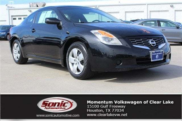 Used 2008 Nissan Altima 2.5 S 2dr Cpe I4 CVT Coupe in Houston