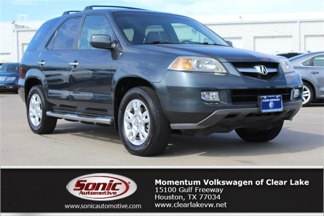 Used 2006 Acura MDX Touring w/Navi 4dr SUV AT SUV in Houston