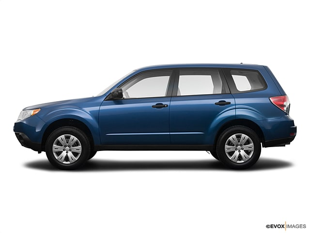 Used 2009 Subaru Forester X 4dr Auto SUV in Houston