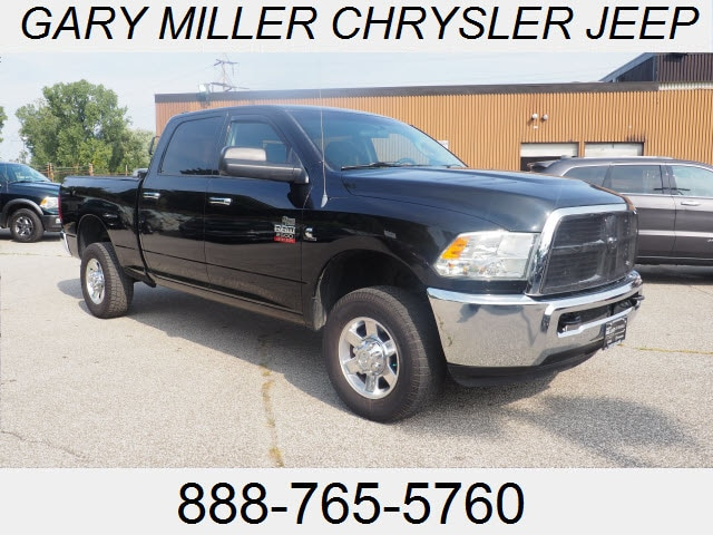 2012 Ram 2500 SLT 4x4 Crew 6.4ft Truck Crew Cab For Sale in Erie PA