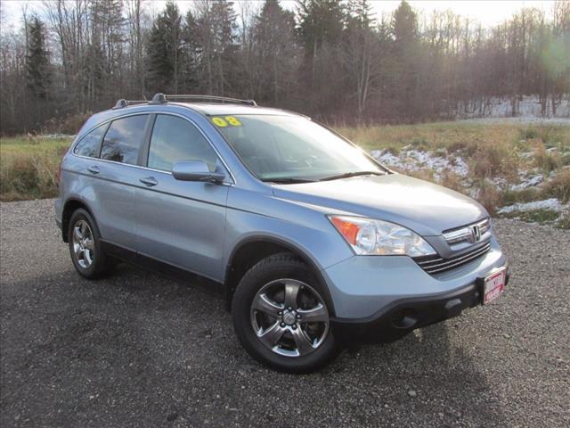 2008 Honda CR-V EXL AWD EX-L SUV near Cleveland
