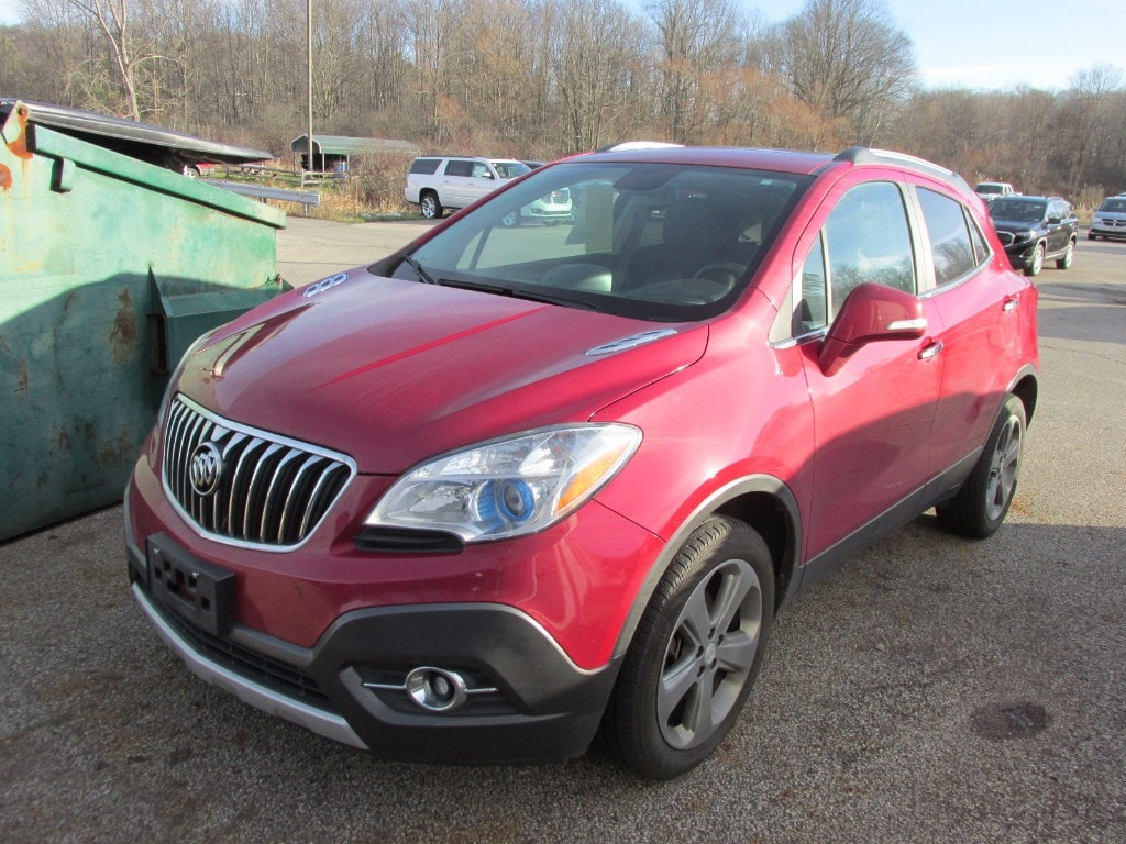Photo 2014 Buick Encore Convenience Convenience Crossover near Cleveland