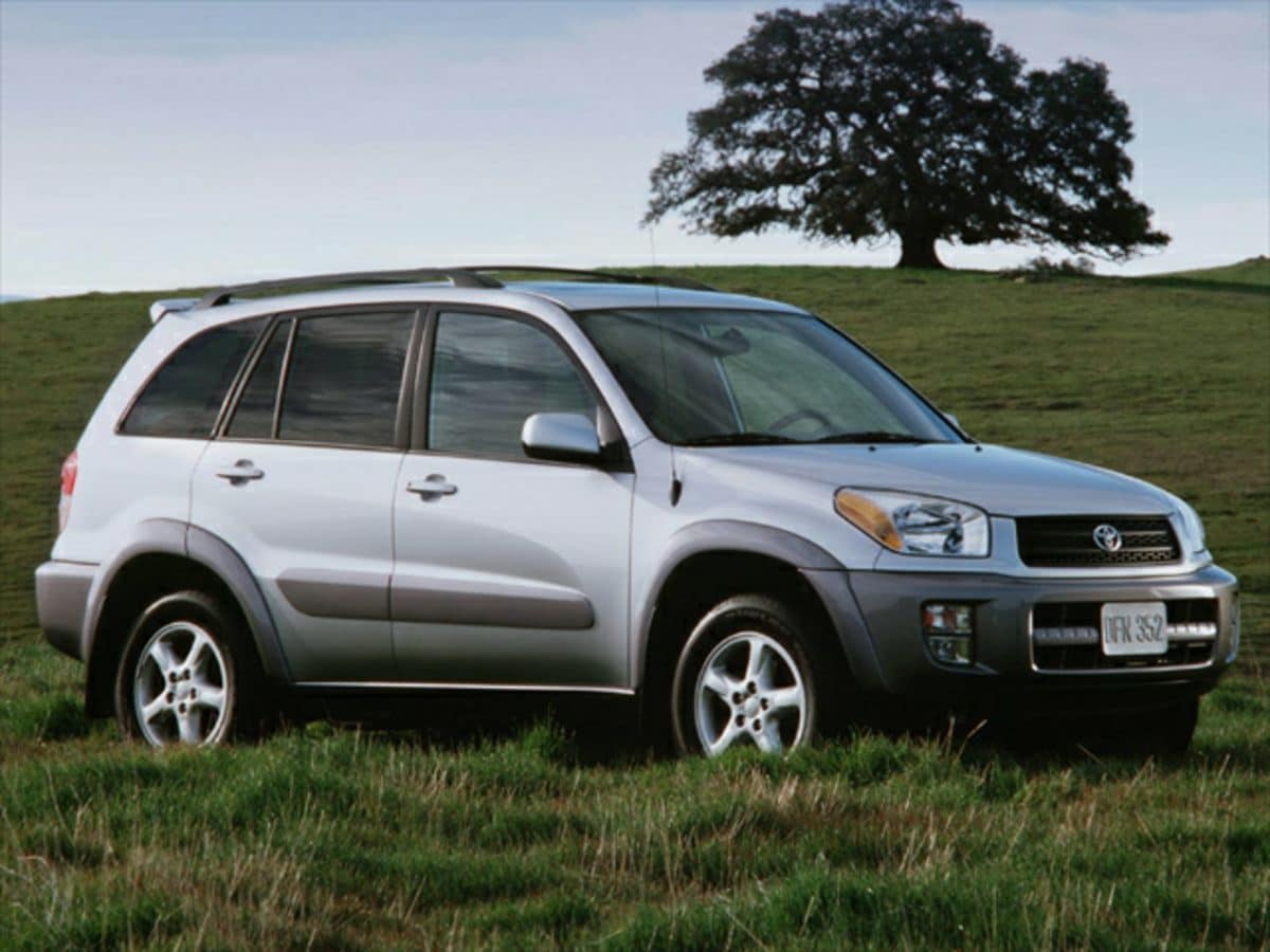 2001 Toyota RAV4 Base SUV All-wheel Drive in Waterford