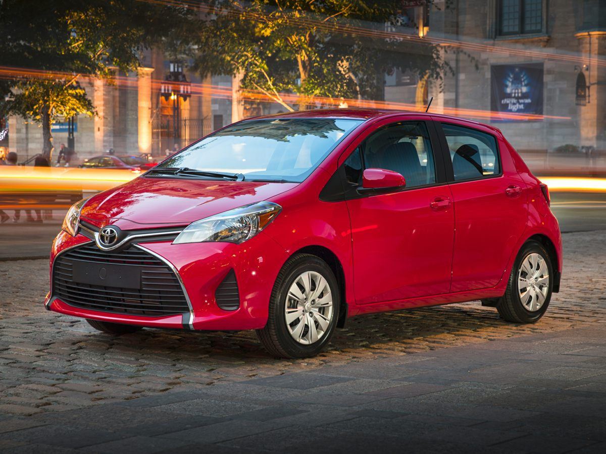 Pre-Owned 2016 Toyota Yaris L FWD 5D Hatchback