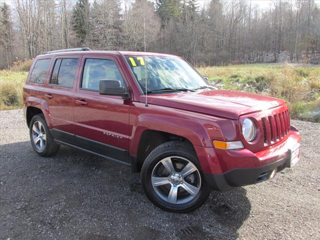 2017 Jeep Patriot High ALT 4x4 Latitude SUV for sale Near Cleveland