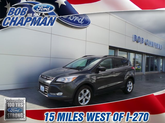 Pre-Owned 2016 Ford Escape SE 4WD
