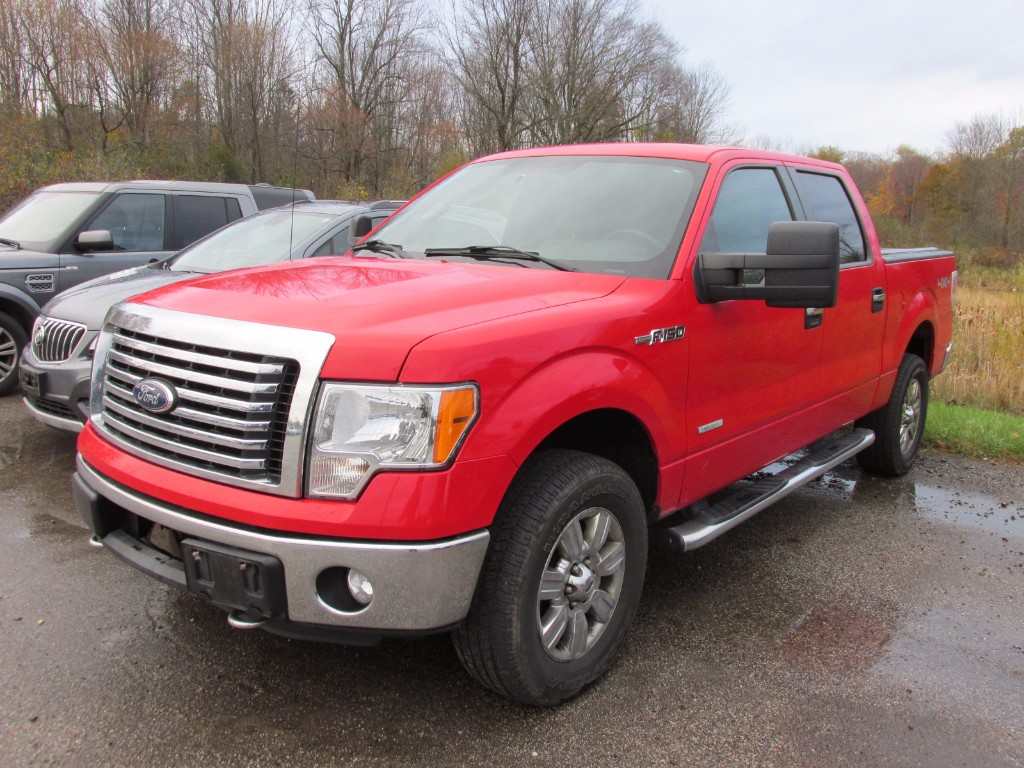2011 Ford F-150 XLT Supercrew near Cleveland
