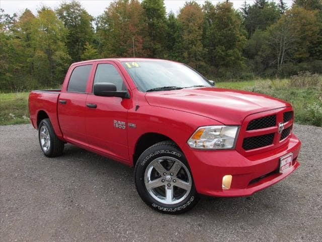 2014 Ram 1500 Express 4x4 Express Crew Cab 5.5 ft. SB Pickup for sale Near Cleveland