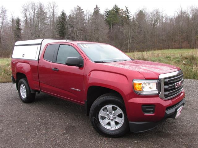 2016 GMC Canyon Base 4x4 Base Extended Cab 6 ft. LB for sale Near Cleveland