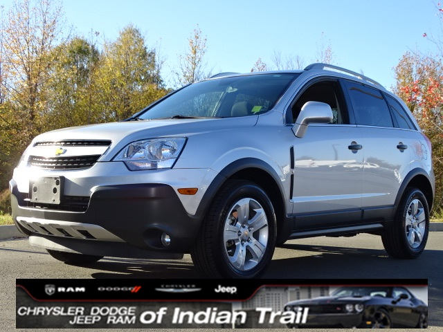 Photo PRE-OWNED 2013 CHEVROLET CAPTIVA SPORT 2LS FWD 4D SPORT UTILITY