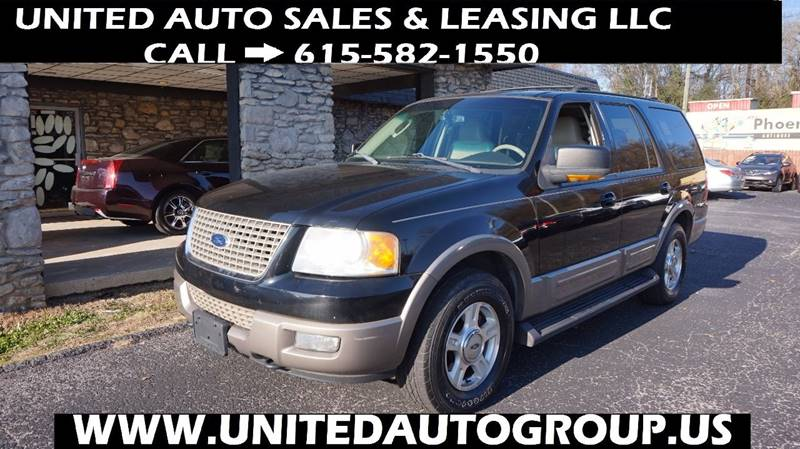 2003 Ford Expedition Eddie Bauer 4WD 4dr SUV